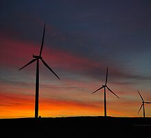 Windmill Power by PJS15204
