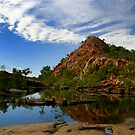 Bell Gorge - Top Pool by Sam Boden