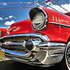 57 Chevy by Joe Schaf