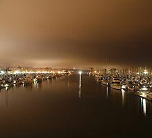 The Docks by JohnBassler