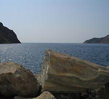Sifnos Harbor by saat