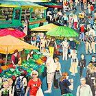 Viktualienmarkt by Klaus Offermann