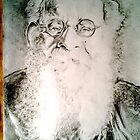 Periyar - Pencil Art by Sunil Joe Balu & Vijay Moses