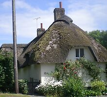 Country cottage in Dorset by Songwriter