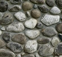 Rock Wall by joan warburton