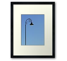 A Perfect Day at the Plaza Framed Print