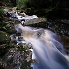 Snug River Colour by Ben Rae