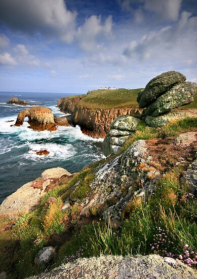 Cornwall: Wreckers Coast by Angie Latham