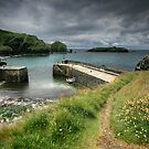 Cornwall : Moody Mullion by Angie Latham