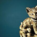 Silver Cat by terrebo