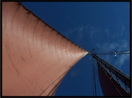 old sail by Sebastian Kaiser