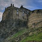 Edinburgh Castle by JayHolt