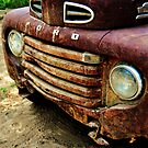 Old Rusty by Sarah Fulford