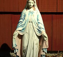 Blessed Mother by Bea Godbee