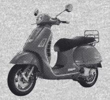 Scooter by Stuart Stolzenberg
