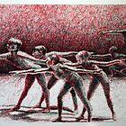 Dance Till They Drop You (2009) by Lauren Worsley