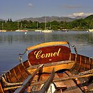 Comet on windermere by AntonyB
