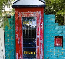 Come in through my telephone box by Alex Howen