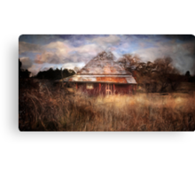 Wattle Flats Canvas Print