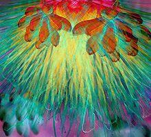 Flowermonster one by Heike Schenk Arena