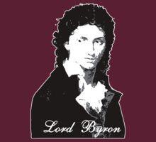 Lord Byron Romantic by Greenbaby