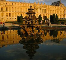 Chateau_Versailles_Reflected_Glory by Keith Richardson