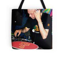 DJ Seraphim Tote Bag