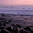 Burleigh Heads at Sunrise by thatkellychic