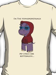 The Hiphopopotamus T-Shirt