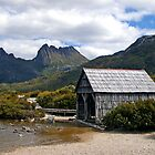 The Boat Shed, Cradle Mountain by thatkellychic