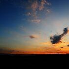 Port Kembla Sunset by Alex Woolfenden