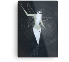 The Oracle Metal Print