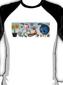 mikoto's 2nd birthday banner  T-Shirt