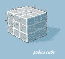 PUBICS CUBE by carneydaz