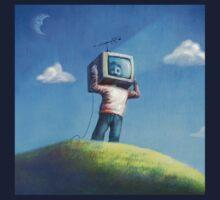 TV HEAD by carneydaz