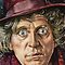 Doctor Who: Tom Baker by marksatchwillart