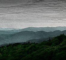 Mountain Art by David Lampkins