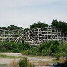 Lincoln Park coaster, THE COMET by gailrush