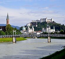 Salzburg, Austria by Pat Herlihy