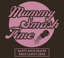 Mummy Smash Time_Sanity by actualchad