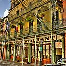 Antoines Restaurant - New Orleans by Kate Adams