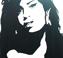 Amy Winehouse by Stevie-Marie