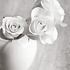 Some Roses in B/W by Lori411