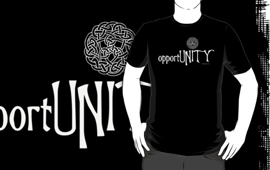 OpportUNITY Celtic Coolness Unity by dropSoul