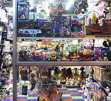 Toys!!! by raindancerwoman