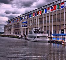 Seaport Elite at Word Trade Center, Boston   MA by LudaNayvelt