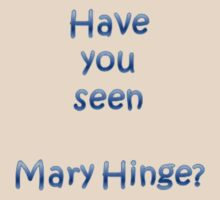 Mary Hinge by taiche