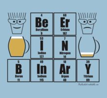BeEr IN BInArY by Paul Duckett
