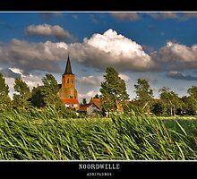 Noordwelle by Adri  Padmos