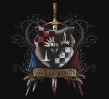 Game of Kings - Colour Crest by GameOfKings